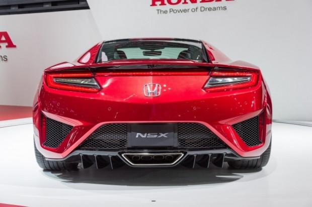 Honda NSX üretime geçiyor.Tarihi açıklandı - Page 1