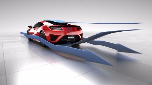 Honda NSX yapım aşamasında görüntülendi - Page 1