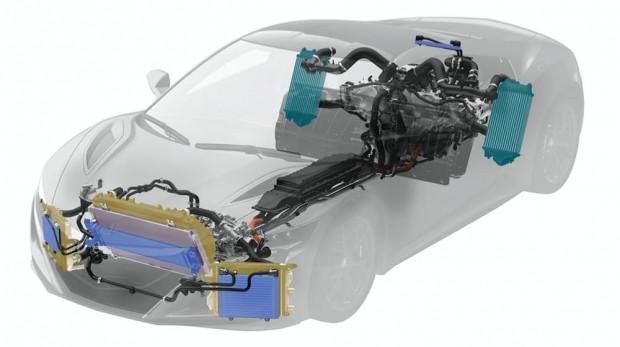 Honda NSX yapım aşamasında görüntülendi - Page 2