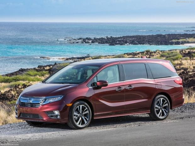 Honda Odyssey 2018 - Page 2