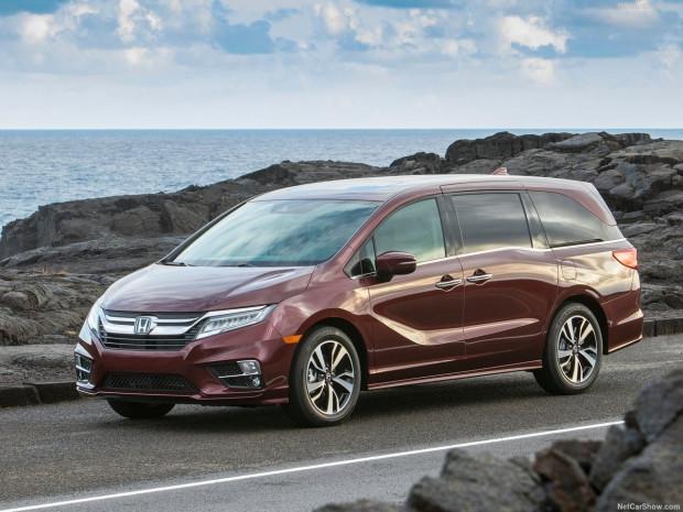 Honda Odyssey 2018 - Page 3