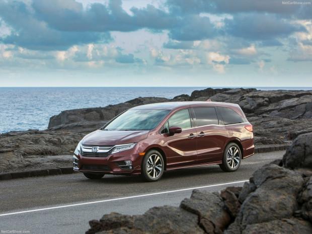 Honda Odyssey 2018 - Page 4