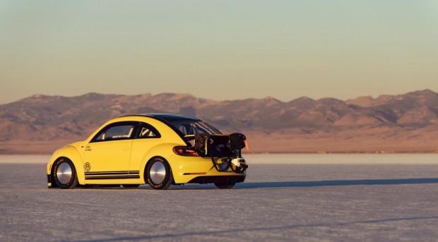 Honda ve Volkswagen hız yarışının galibi - Page 1