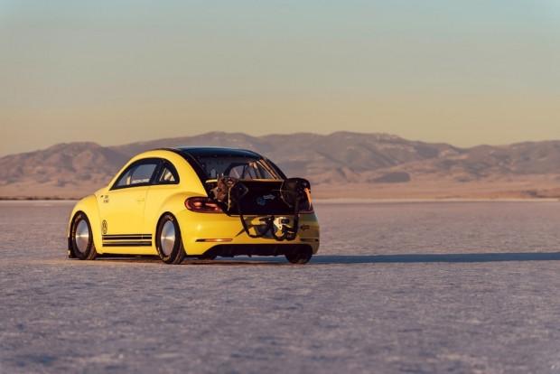 Honda ve Volkswagen hız yarışının galibi - Page 2