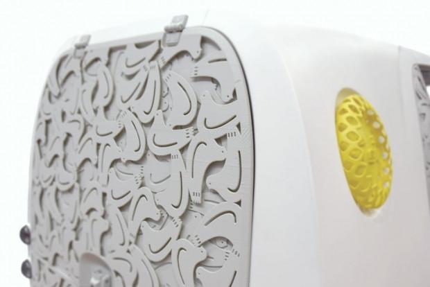 Honda, 3D yazıcı kullanarak araba üretti - Page 2