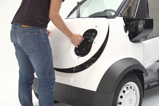 Honda, 3D yazıcı kullanarak araba üretti - Page 3