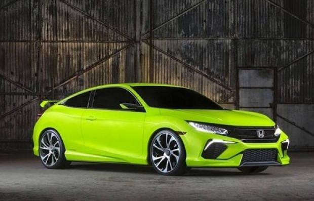 Honda'nın New York sürprizi: Yeni Civic - Page 1