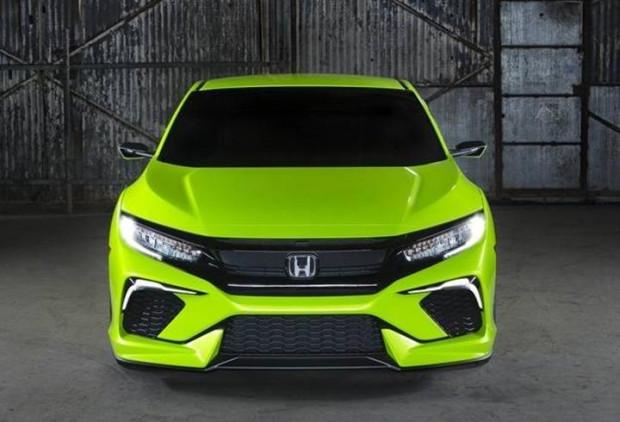 Honda'nın New York sürprizi: Yeni Civic - Page 2