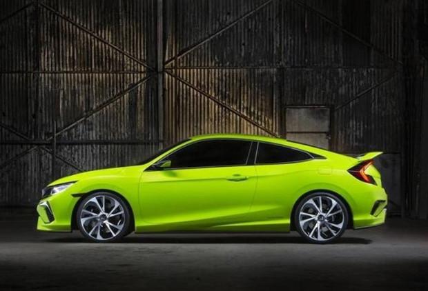 Honda'nın New York sürprizi: Yeni Civic - Page 3