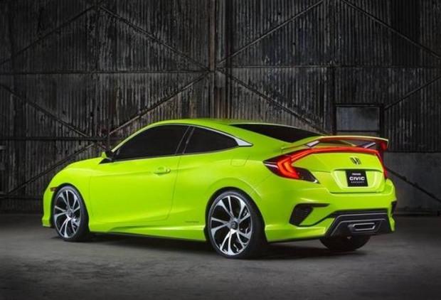 Honda'nın New York sürprizi: Yeni Civic - Page 4