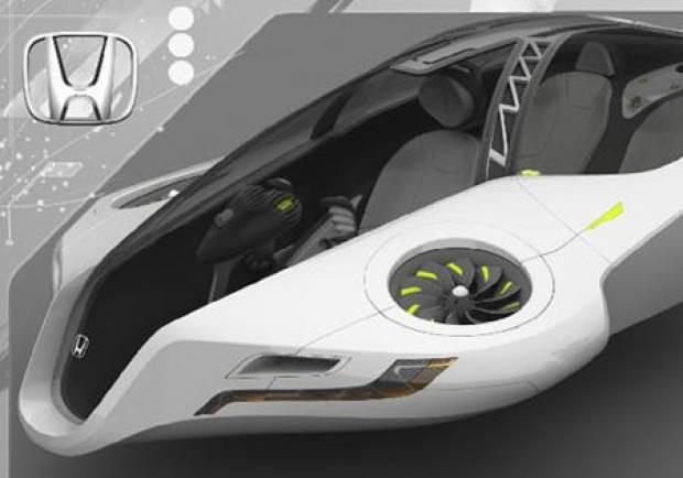 Honda'nın uçan araba projesi! - Page 1