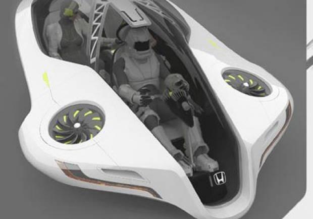 Honda'nın uçan araba projesi! - Page 2