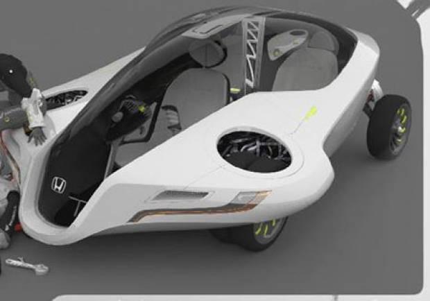 Honda'nın uçan araba projesi! - Page 3