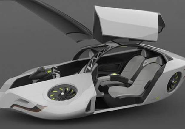 Honda'nın uçan araba projesi! - Page 4