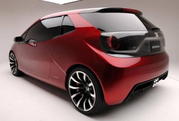 Honda'nın yeni dişli konsepti 2013 - Page 2