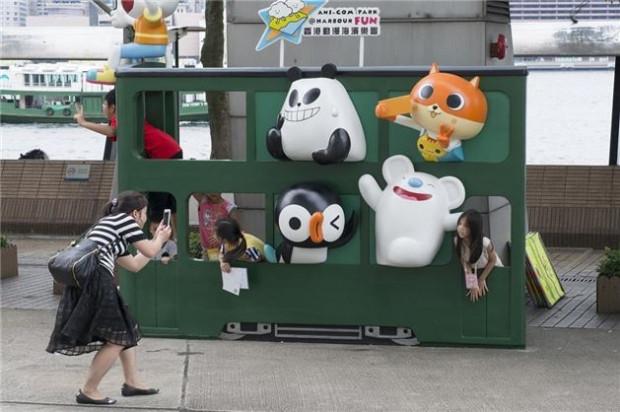Hong Kong'da Selfie Parkı kurdular - Page 1