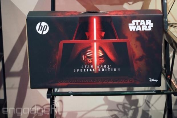 HP'nin dorky 'Yıldız Savaşları' laptop'u - Page 1