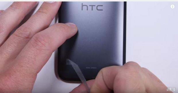 HTC 10 dayanıklılık testinde! - Page 2