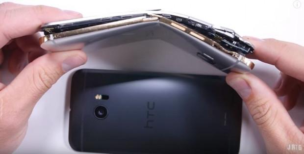 HTC 10 dayanıklılık testinde! - Page 3