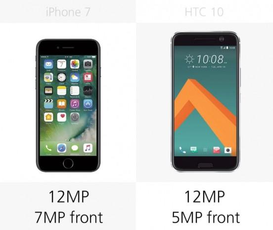 HTC 10 ve iPhone 7 karşılaştırma - Page 4