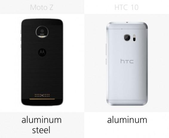 HTC 10 ve Moto Z karşılaştırma - Page 3