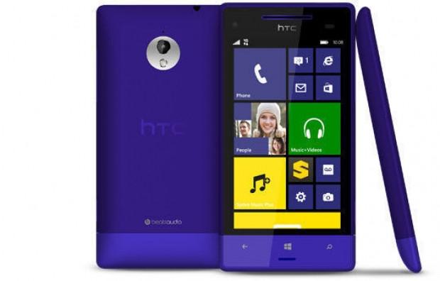 HTC 8XT fotoğrafları - Page 1