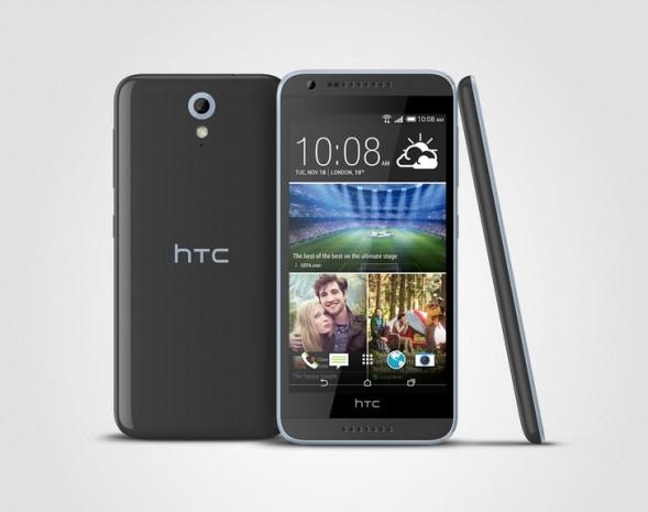 HTC Desire 620'nin basın görüntüleri - Page 1