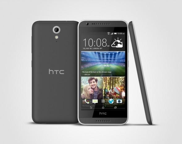 HTC Desire 620'nin basın görüntüleri - Page 2