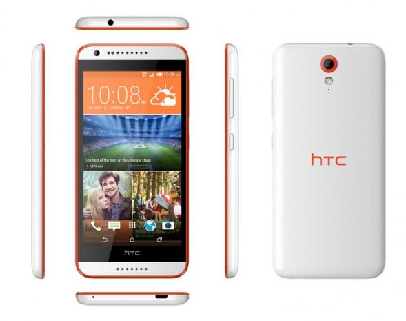 HTC Desire 620'nin basın görüntüleri - Page 3