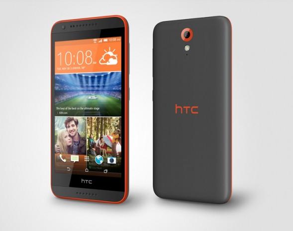 HTC Desire 620'nin basın görüntüleri - Page 4