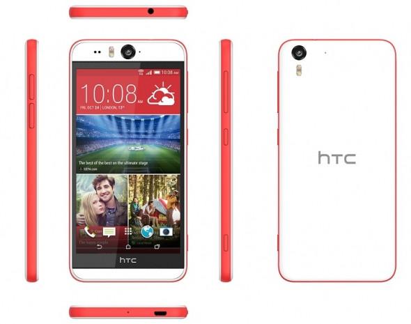 HTC Desire Eye Türkiye'de! - Page 2