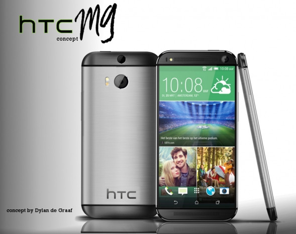 HTC, Dünya Mobil Kongresi'nde M9'u tanıtmaya hazırlanıyor - Page 1