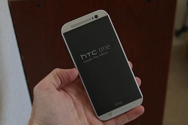 HTC One M8 Google edition'a ait görüntüler - Page 1