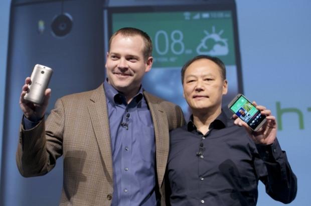 HTC One M8 tanıtım gecesi! - Page 1