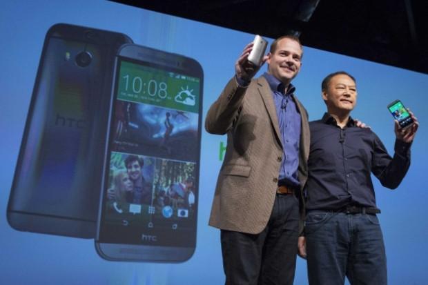 HTC One M8 tanıtım gecesi! - Page 2