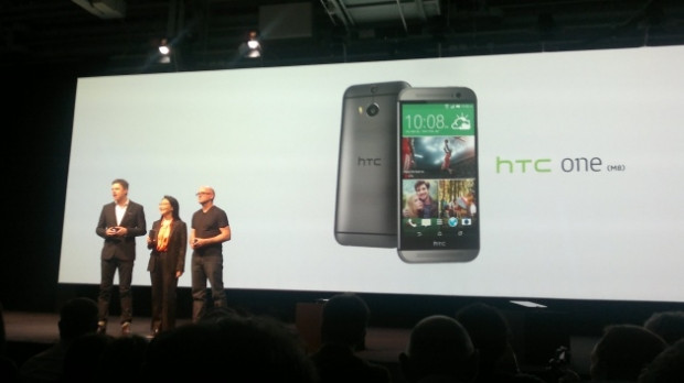 HTC One M8 tanıtım gecesi! - Page 3