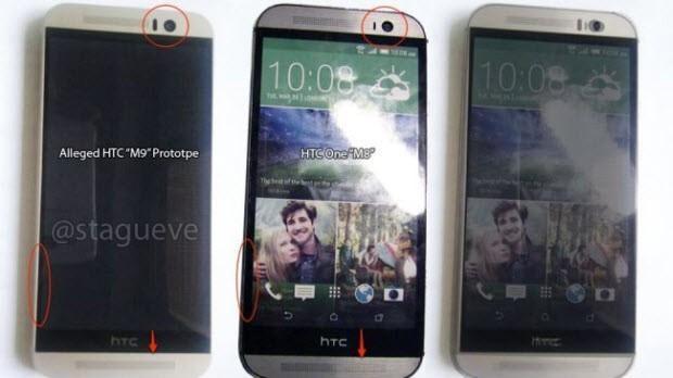 HTC One M9 hiç bu kadar net görüntülenmemişti - Page 1
