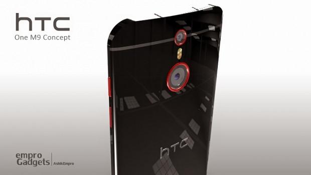 HTC One M9 için muhteşem bir konsept çalışması - Page 4