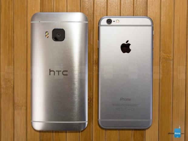 HTC One M9 ile iPhone 6 sizce hangisi daha hızlı? - Page 3