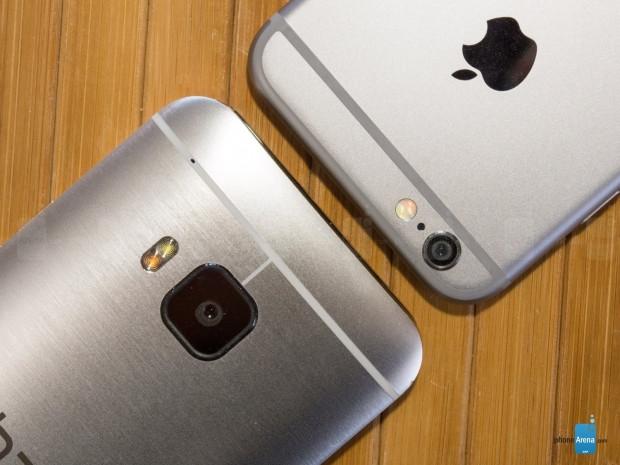 HTC One M9 ile iPhone 6 sizce hangisi daha hızlı? - Page 4