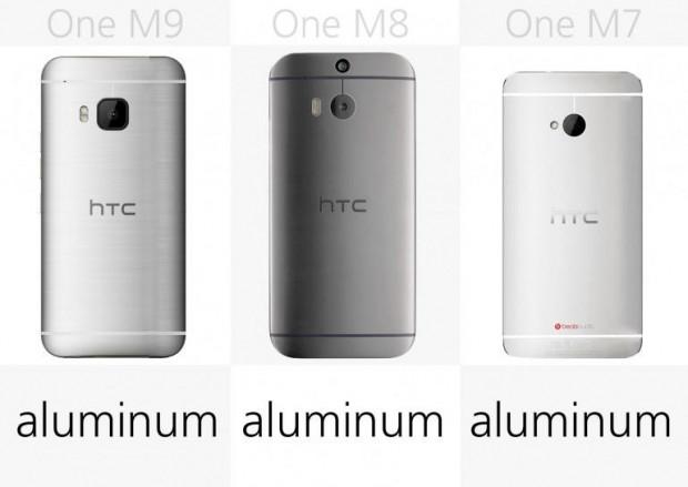 HTC One M9 - One M8 - One M7 karşılaştırması - Page 2