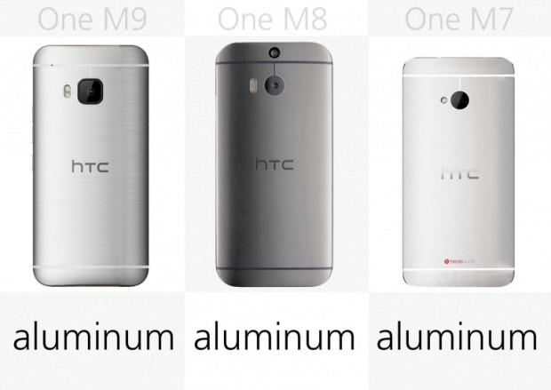 HTC One M9 - One M8 ve One M7 karşılaştırması - Page 1