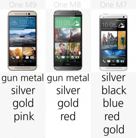 HTC One M9 - One M8 ve One M7 karşılaştırması - Page 2