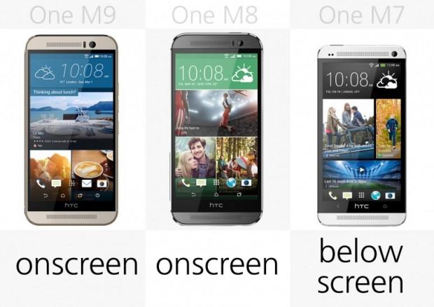 HTC One M9 - One M8 ve One M7 karşılaştırması - Page 4