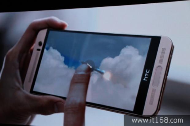 HTC One M9 Plus lansmandan kareler - Page 1