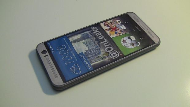 İşte HTC'nin merakla beklenen akıllı telefonu One M9 Plus - Page 1