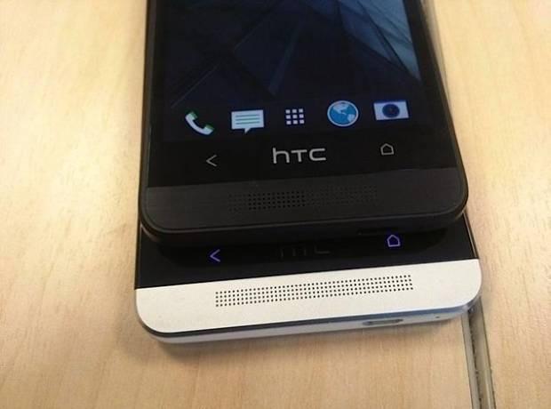 HTC One Mini'nin sızdırılan resimleri - Page 1