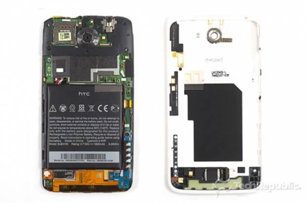 HTC One X Paramparça! - Page 4