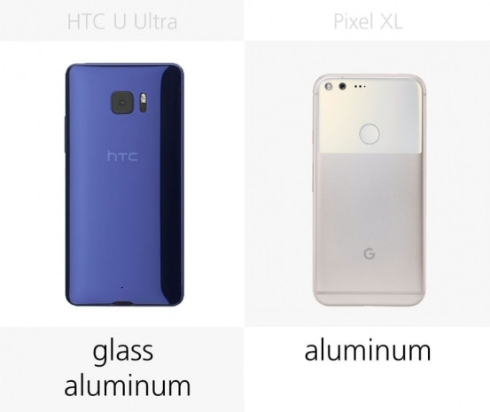 HTC U Ultra ve Google Piksel XL karşılaştırma - Page 2