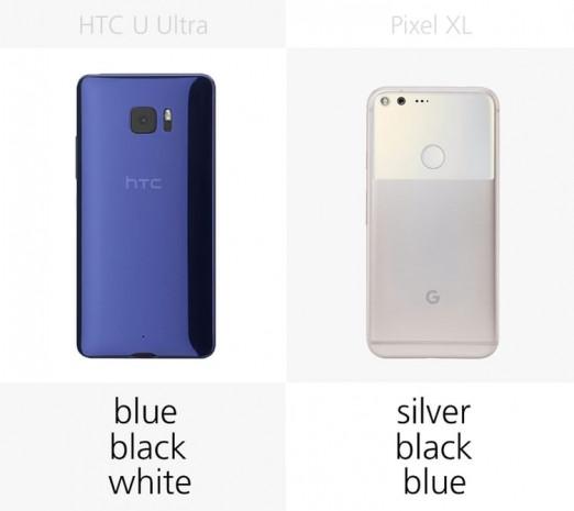 HTC U Ultra ve Google Piksel XL karşılaştırma - Page 3